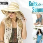 Knits for Summer by Leisure Arts Book Review