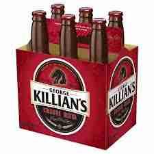 Killian's Irish Red Beer