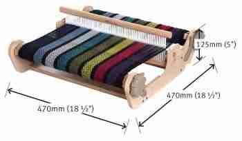 Sampleit Rigid Heddle Loom 16