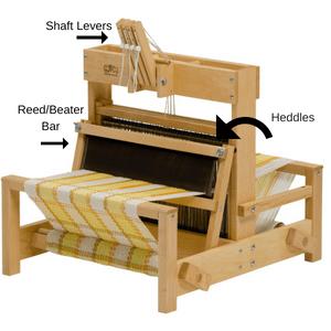 Table Loom Parts