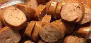 polish sausage