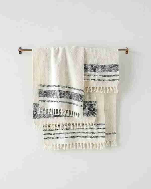 Purl Soho woven towels
