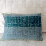 Judy Pagels Woven Pillow