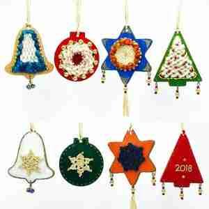 Casa Marengo Christmas Ornament Kit