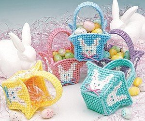 Easter mini basket