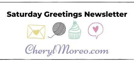 Saturday Greetings Newsletter #89