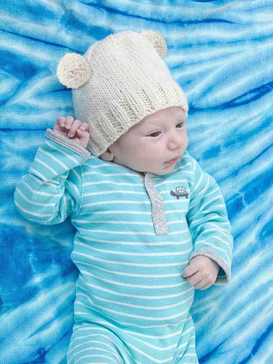 Royal Baby Bear Hat