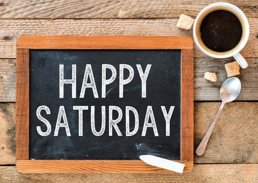 Saturday Greetings #93