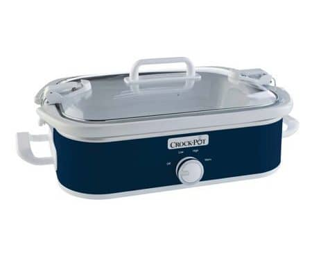 Casserole Crock Slow Cooker: A Product Review