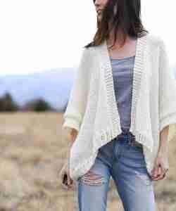Knit Topper