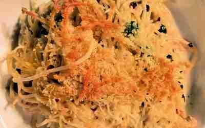 Chicken Tetrazzini Recipe