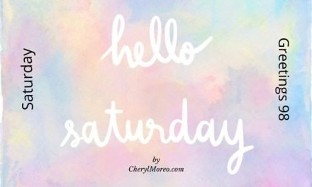 Saturday Greetings 98