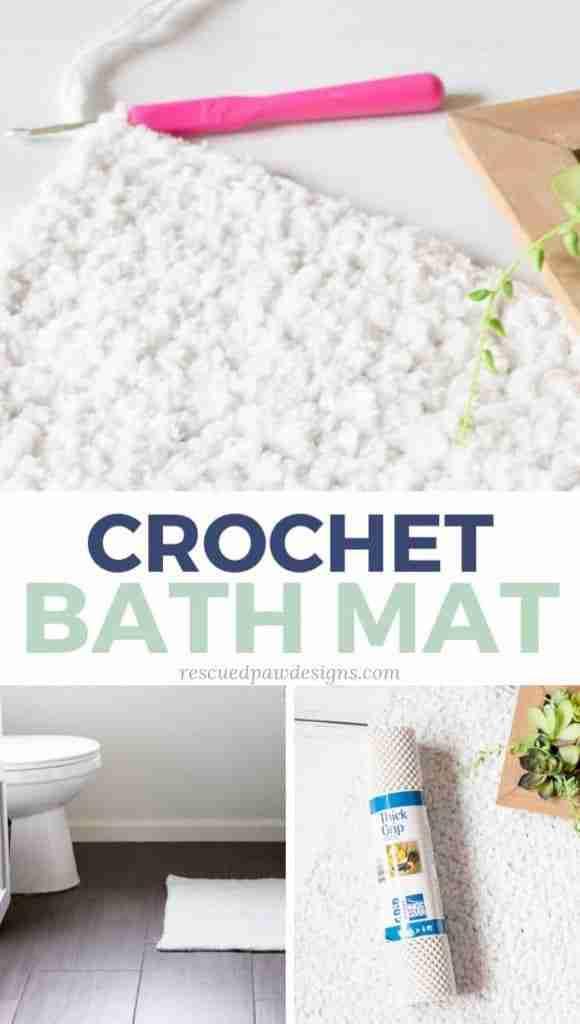 Copy of Crochet Bath Mat