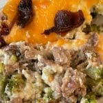 Pork & Broccoli Casserole