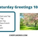 Saturday Greetings 108