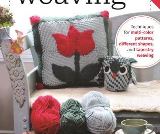 Potholder Loom Weaving – Book Review