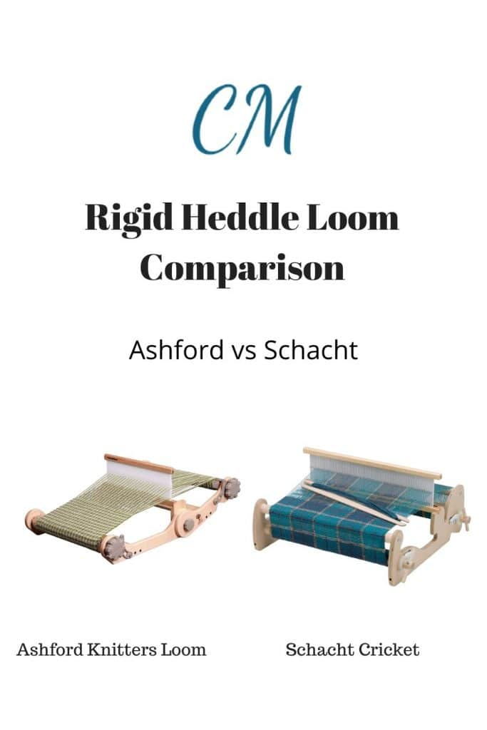 rigid heddle loom comparison