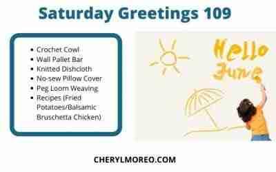 Saturday Greetings 109