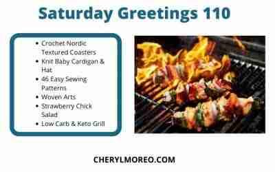Saturday Greetings 110