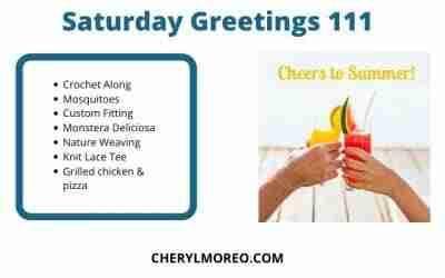 Saturday Greetings 111