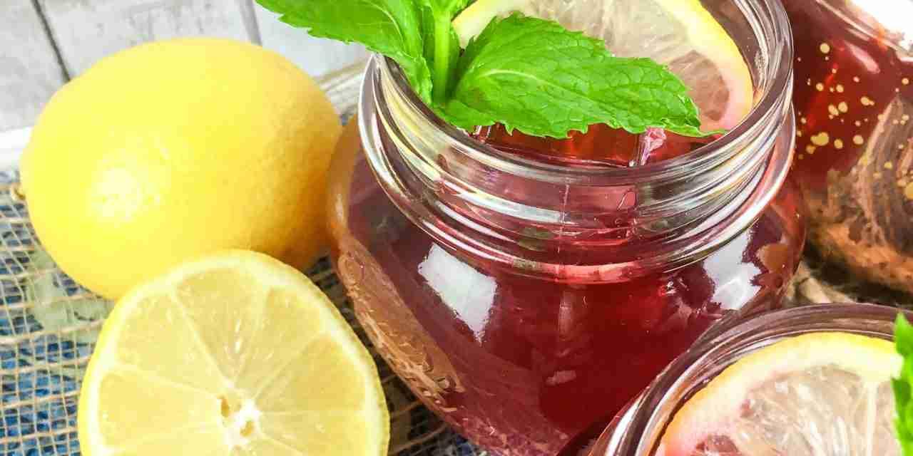 Passion Tea Lemonade – Make Your Own