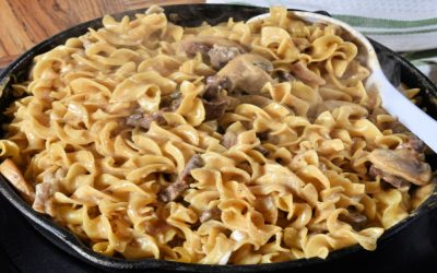 Beef and Noodles – Quick and Easy