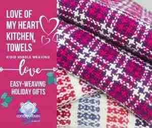 Love of My Heart™ Kitchen Towel kit