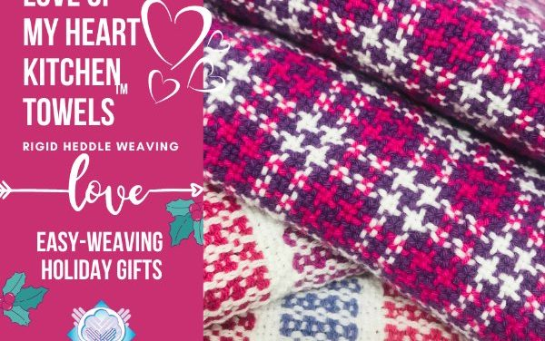 Love of My Heart™ Kitchen Towels Kit  – Product Review