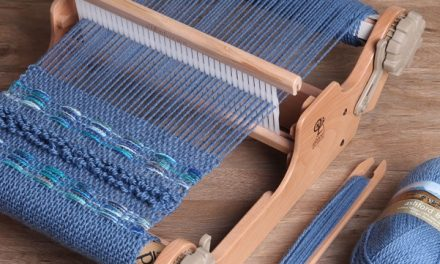 Ashford Sampleit Rigid Heddle Loom