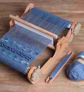 Ashford Sampleit Rigid Heddle Loom